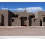 Southwestern Pueblo Style Home
