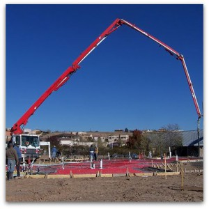 Albuquerque Custom Homes Foundations