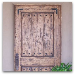 Albuquerque Custom Homes Front Doors