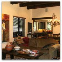 Albuquerque Custom Homes Great Rooms and Living Areas