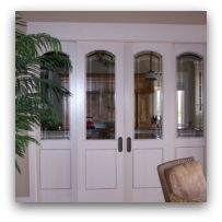 Albuquerque Custom Homes Interior Doors