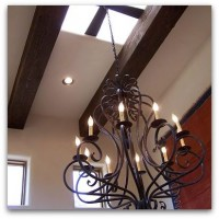 Albuquerque Custom Homes Interior Lighting