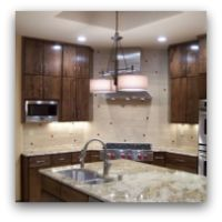 Albuquerque Custom Homes Kitchens