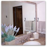 Albuquerque Custom Homes Vanities and Tile
