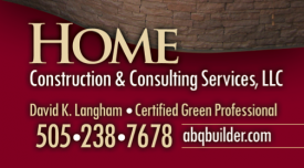 Albuquerque Home Builder