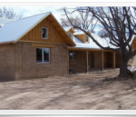 Albuquerque Rammed Earth Home