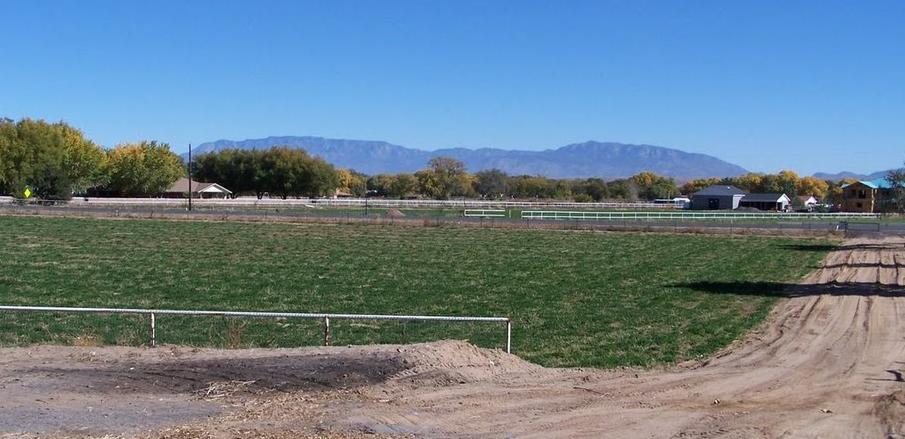 Albuquerque South Valley Custom Home